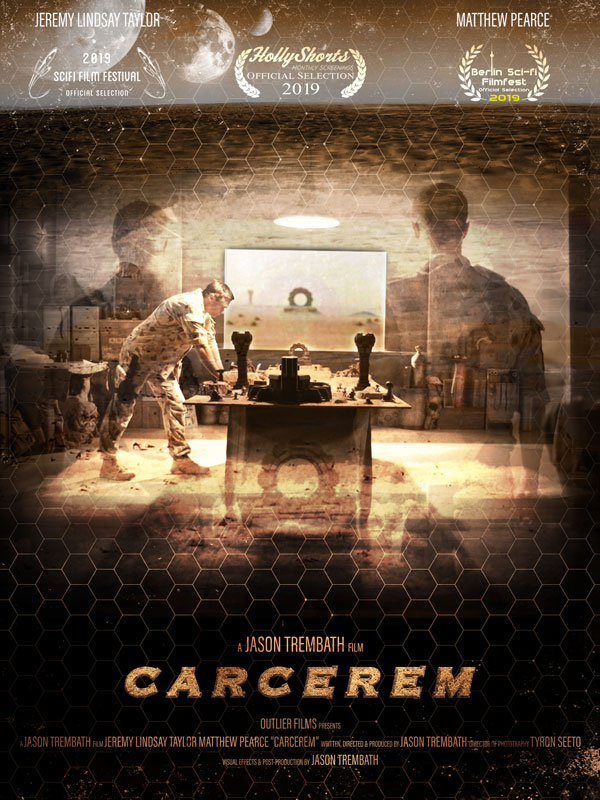 """Carcerem"" Science Fiction Film"