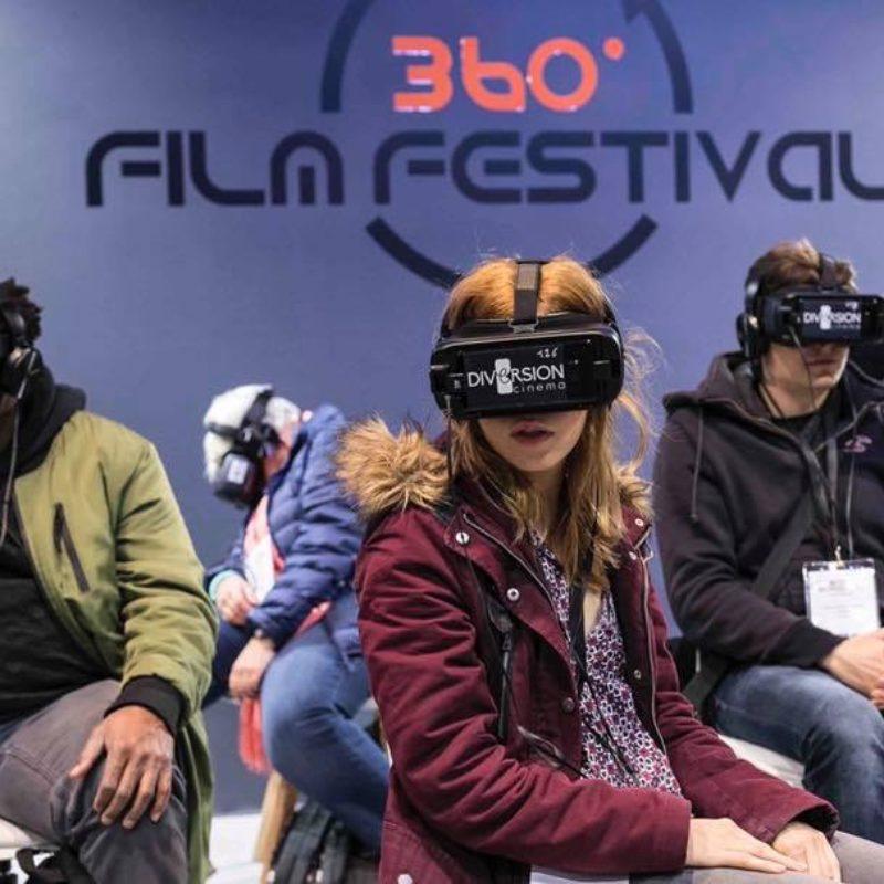 Paris 360 Film Festival 2018 Adventures (where my VR film was selected)