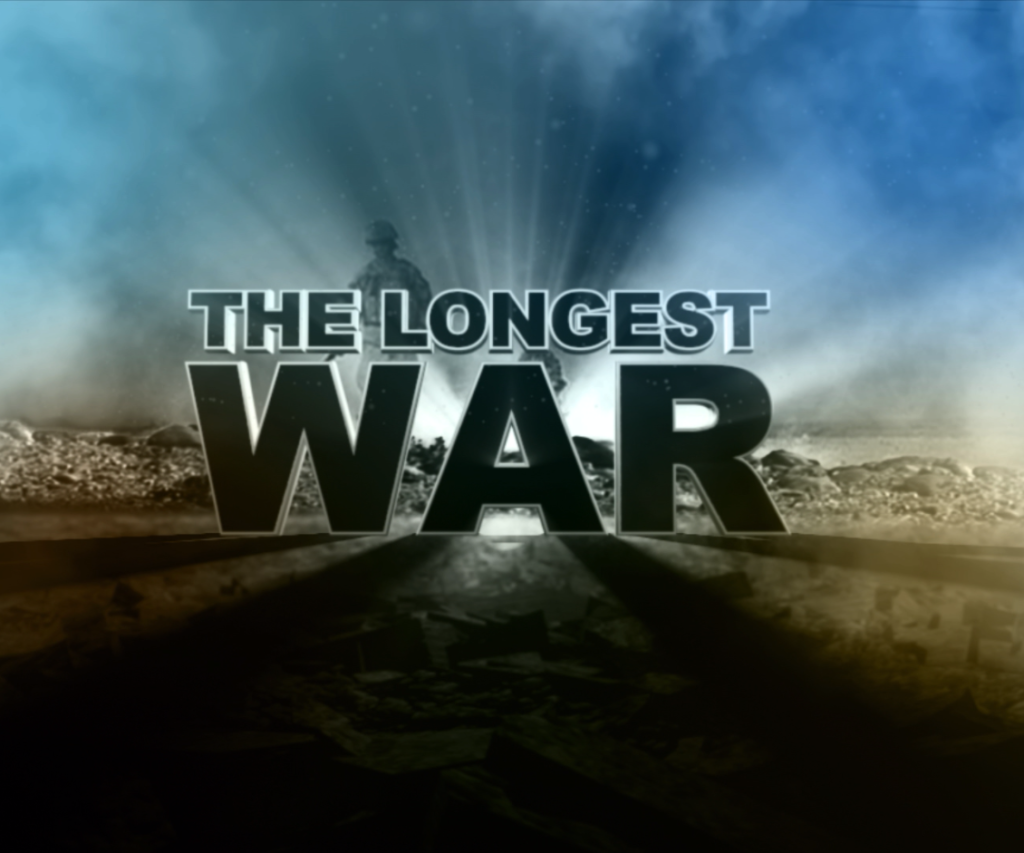 "Interactive Documentary ""The Longest War"""