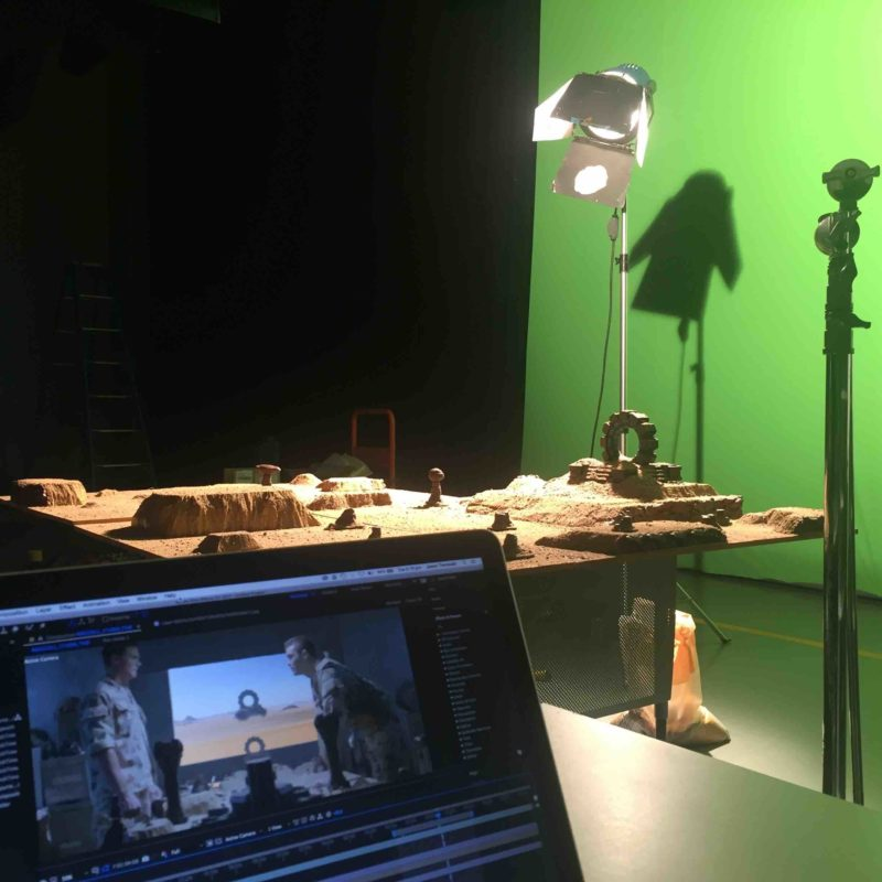 Visual Effects Breakdown – Carcerem